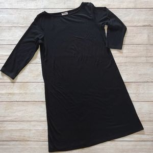 J. JILL KNIT SWING DRESS XS